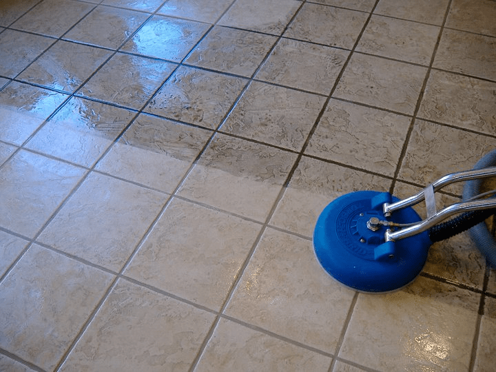 Complete Guide On How To Clean Floor Tile Grout With Steam - Does steam clean grout