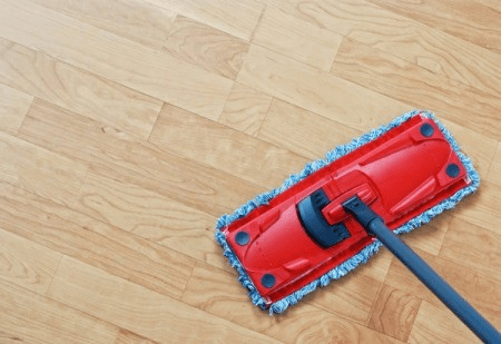 Best mop to clean hardwood floors