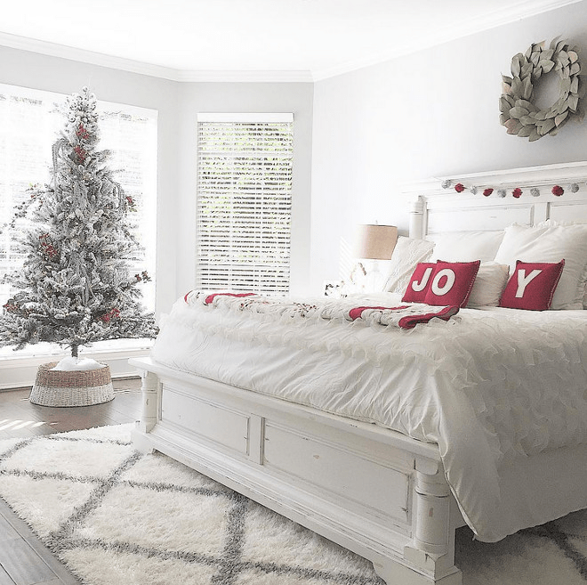 Christmas Decorations To Make For Your Bedroom : How to decorate my bedroom for christmas in a very simple