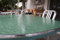 How to Clean Formica Table Top