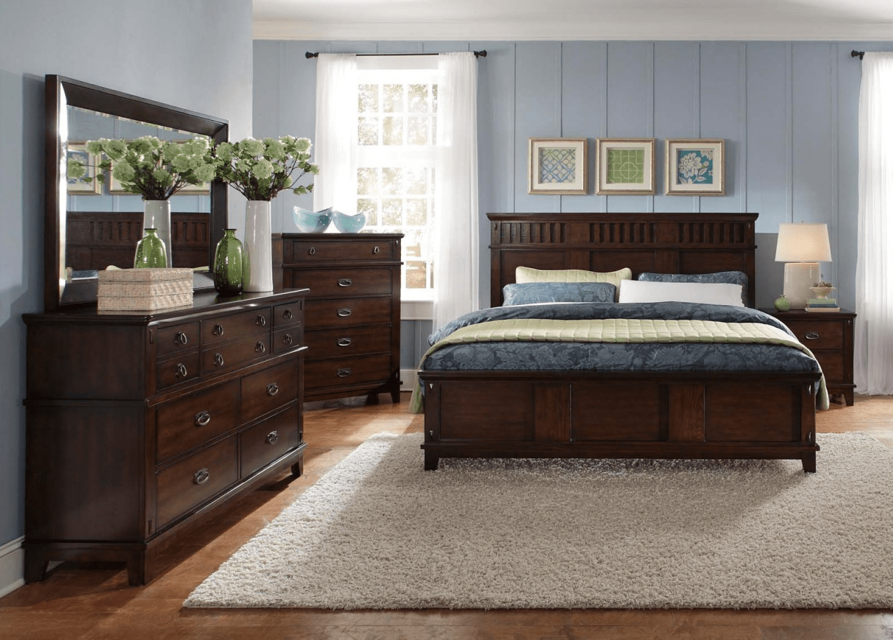 shoals sd chest pc bostwick full groups group includes dresser queen product bedroom mirror