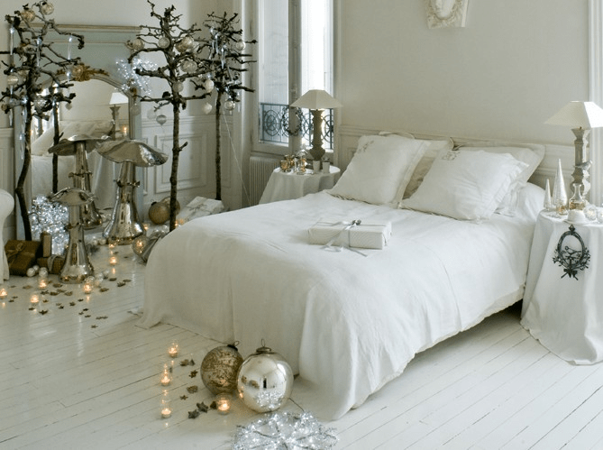 How to Decorate My Bedroom For Christmas