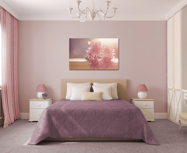 Romantic master bedroom ideas on a budget