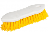 Yellow scrub brush