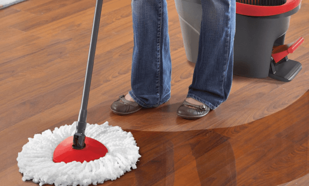 bucket mop floor cleaner