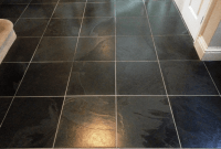cleaning floor grout with oxiclean