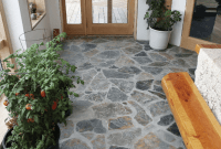 flagstone floor tiles