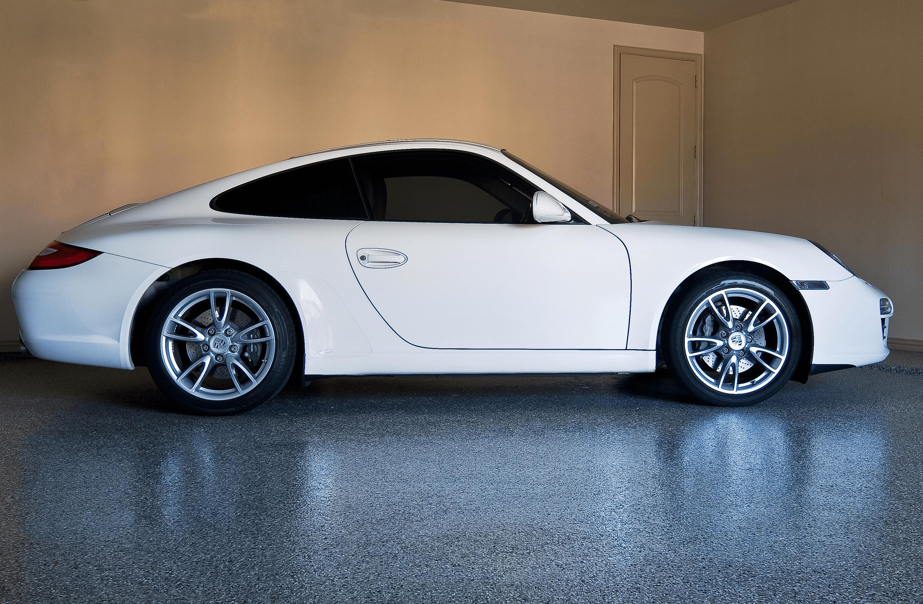 Nice garage floor coating pictures