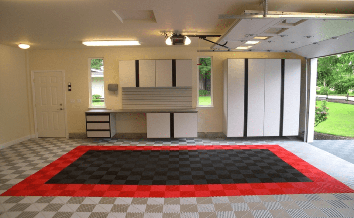 How to clean garage floor for painting for How to clean painted garage floor