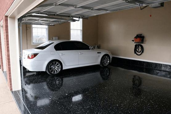 garage floor paint images