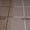 how to clean grout floor tiles
