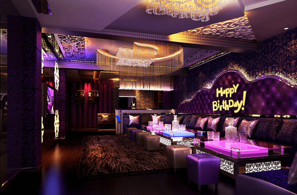 How to decorate living room for birthday party on budget for Karaoke room design ideas