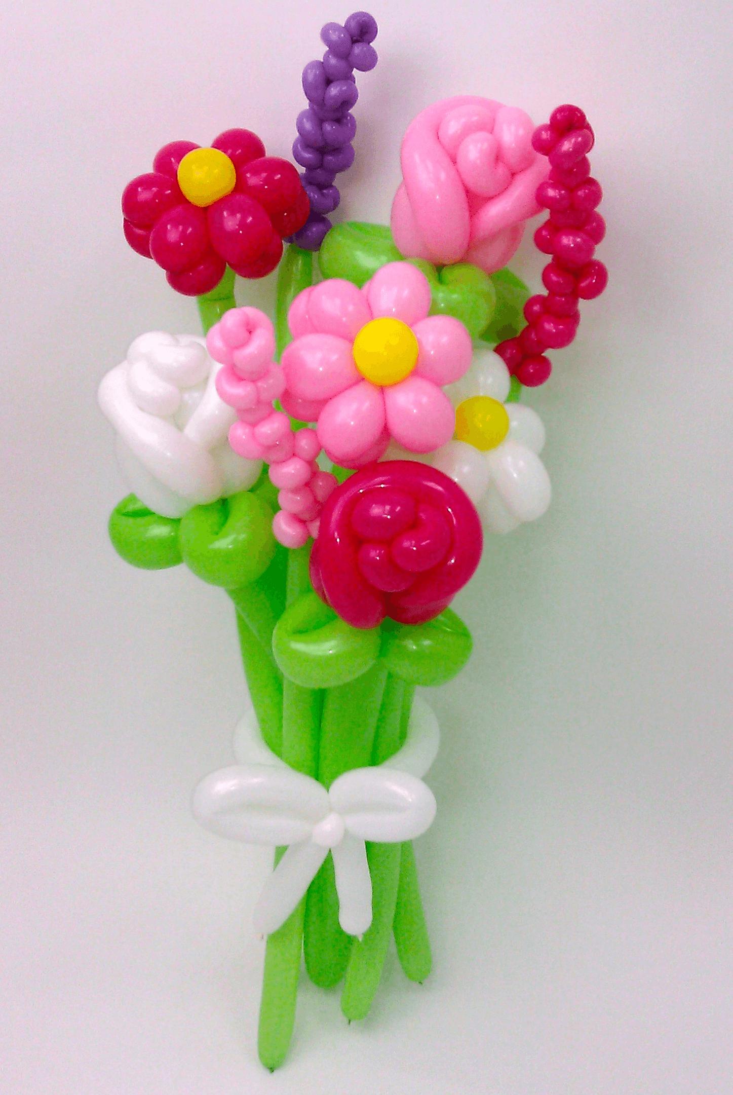 Daisy balloons, flower