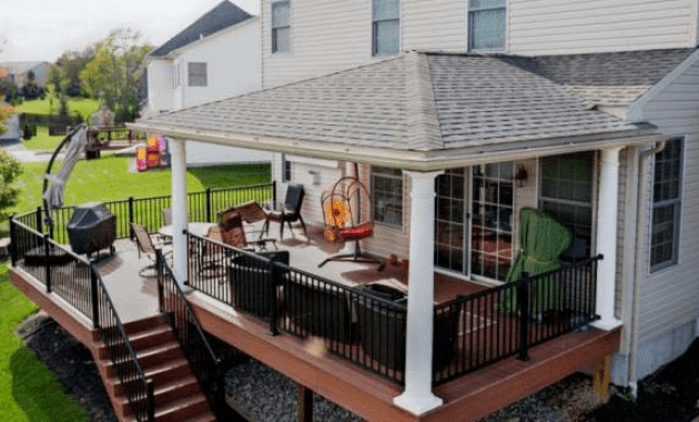 Roof Design Ideas: Different Types Of Porch Roofs: Most Popular 5 For You