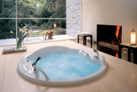 How to Decorate A Bathroom with A Jacuzzi Tub
