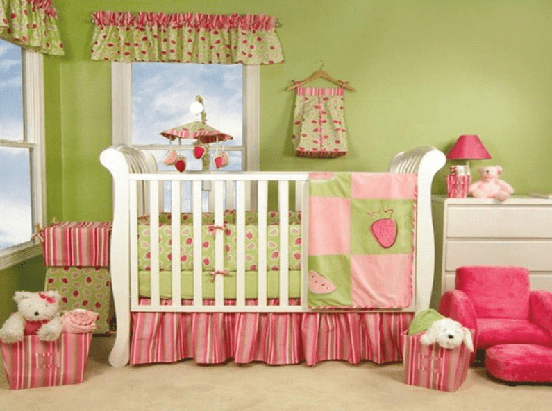 How to Decorate A Newborn Baby Boy Room