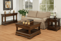 How to Decorate Living Room End Tables