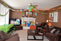 How to Decorate Living Room for Birthday Party on Budget