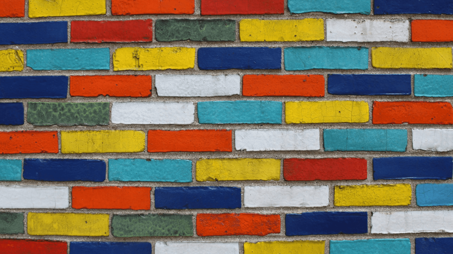 How to Decorate a Brick Wall Outside