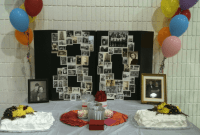 How to Decorate for 80th Birthday Party