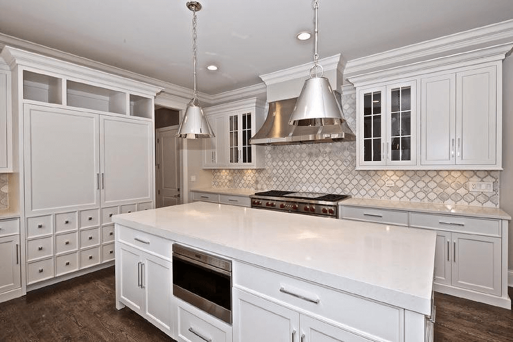 Kitchen wall tile backsplash decor ideas