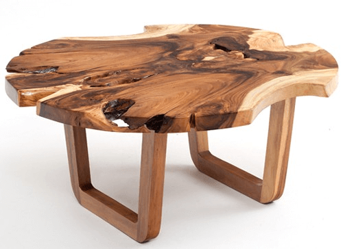 How to Decorate A Rustic Coffee Table Based On Theme