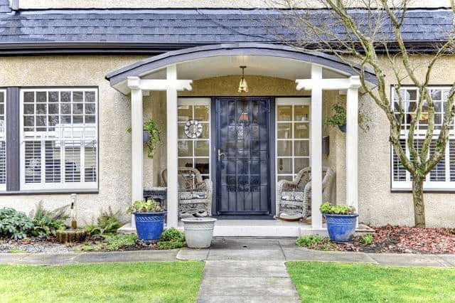 Welcome front porch design ideas