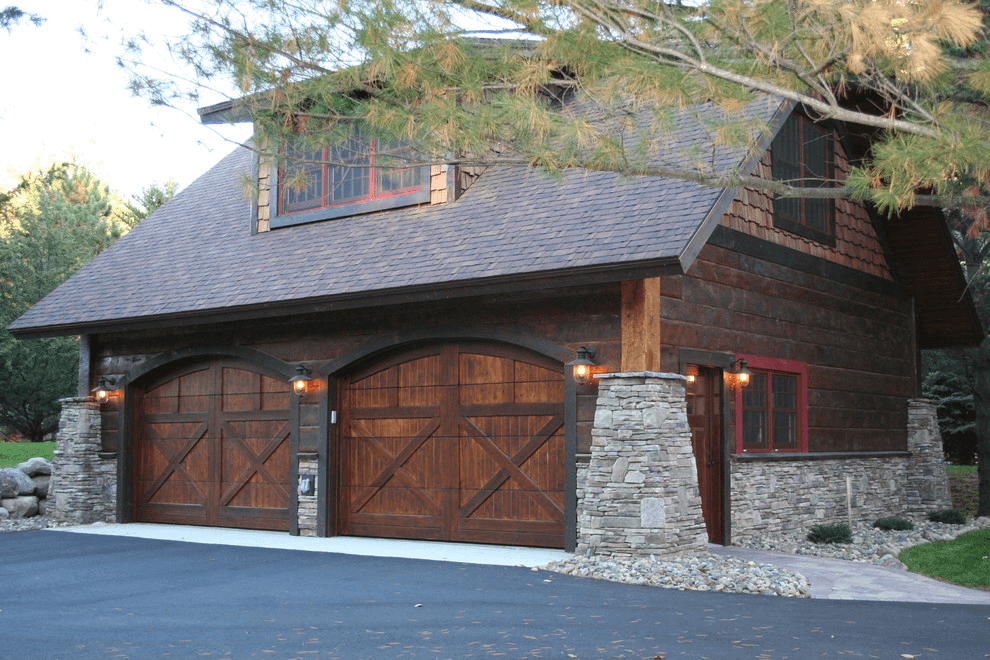 2 Car Garage Door Dimensions For Larger Cars