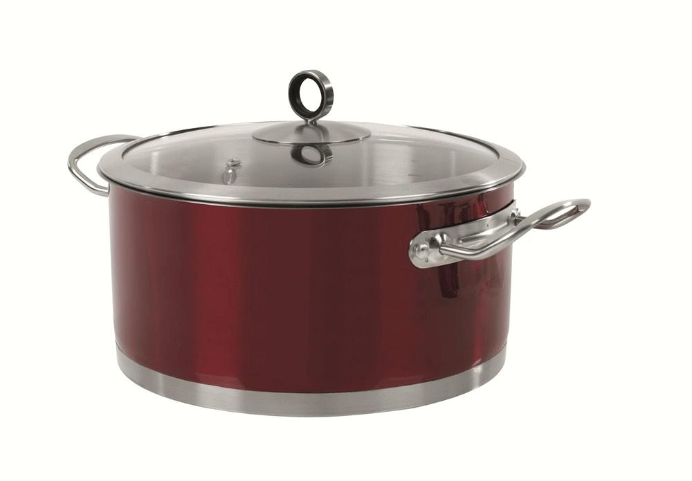 Casserole Cookware - Stainless Steel Casserole Pan