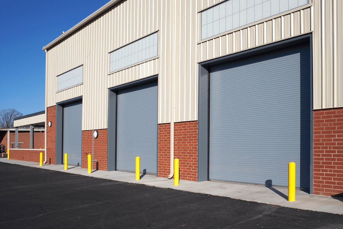 Tips to choose large garage door sizes for Commercial garage plans