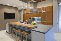 Contemporary Kitchen Island Stools