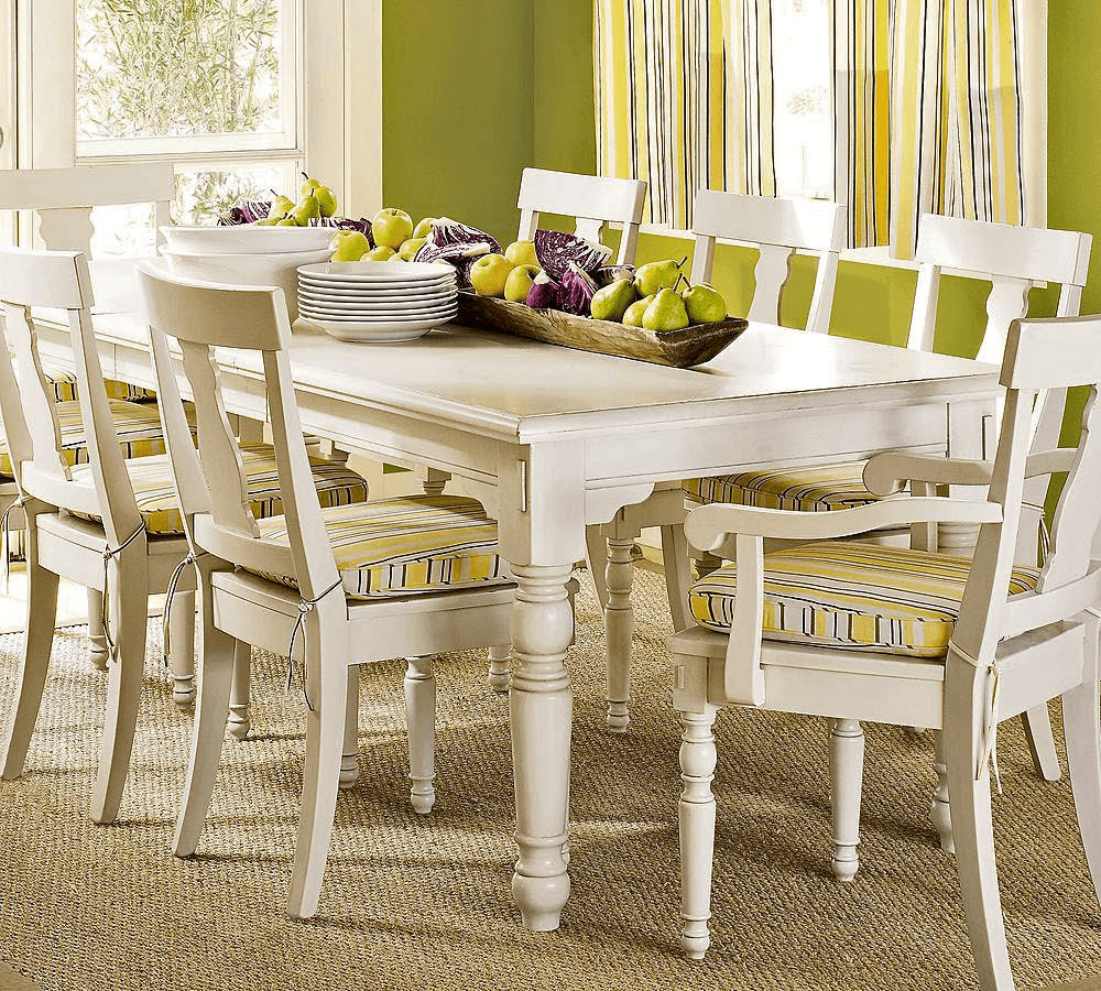 Family unity how to decorate your dining room table on a - How to decorate a dining room ...