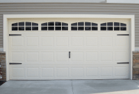 Garage Door Designs with Windows