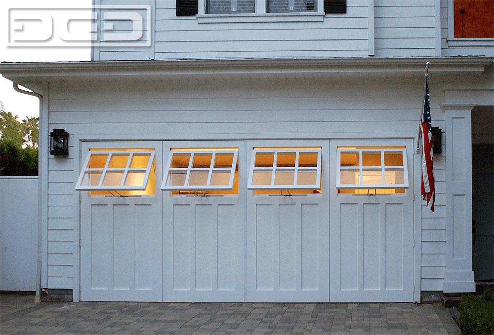 Garage Door Designs With Windows