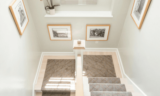 How To Decorate Stairs And Landing For Upgraded Look