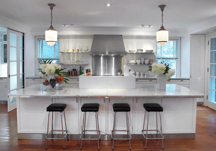 Kitchen clean checklist