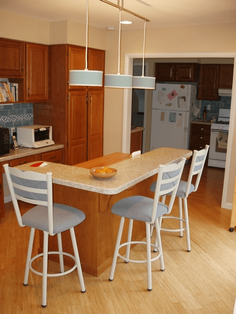 What Are The Best L Shaped Kitchen Island Breakfast Bar Design