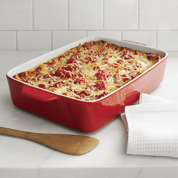 Lasagna Baking Dishes