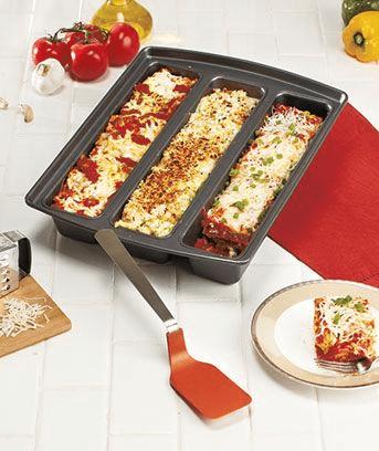 Lasagna baking pans
