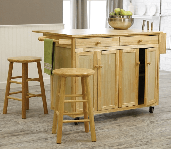 How To Build A Kitchen Island With Breakfast Bar