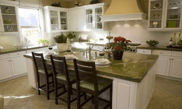 Ohio Kitchen Island Idea
