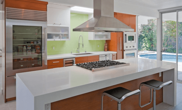 San Francisco Kitchen Island Remodel Idea