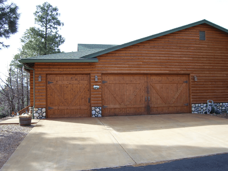 Garage door barn style hardware the types and where to for Pole barn style garage