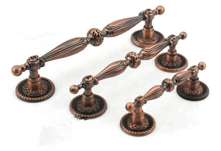 Antique iron materials