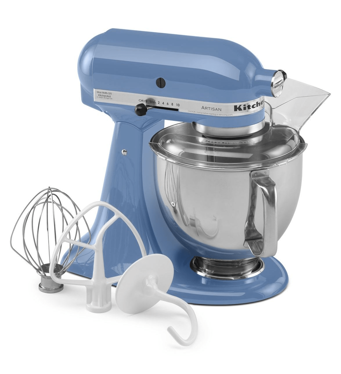 Artisan Series 5 Quart Tilt-Head Stand Mixer