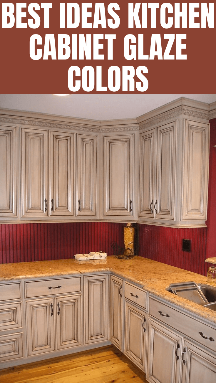Which Kitchen Cabinet Glaze Colors You Will Choose