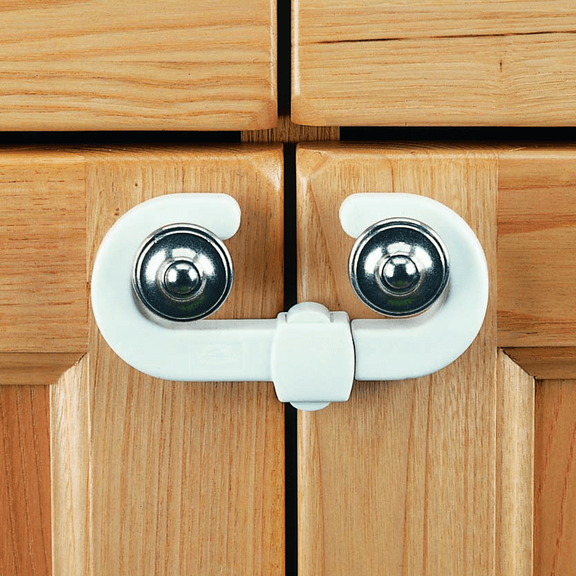 Cabinet door lock Baby safety
