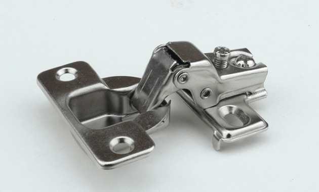 Compact European Face Frame Hinges