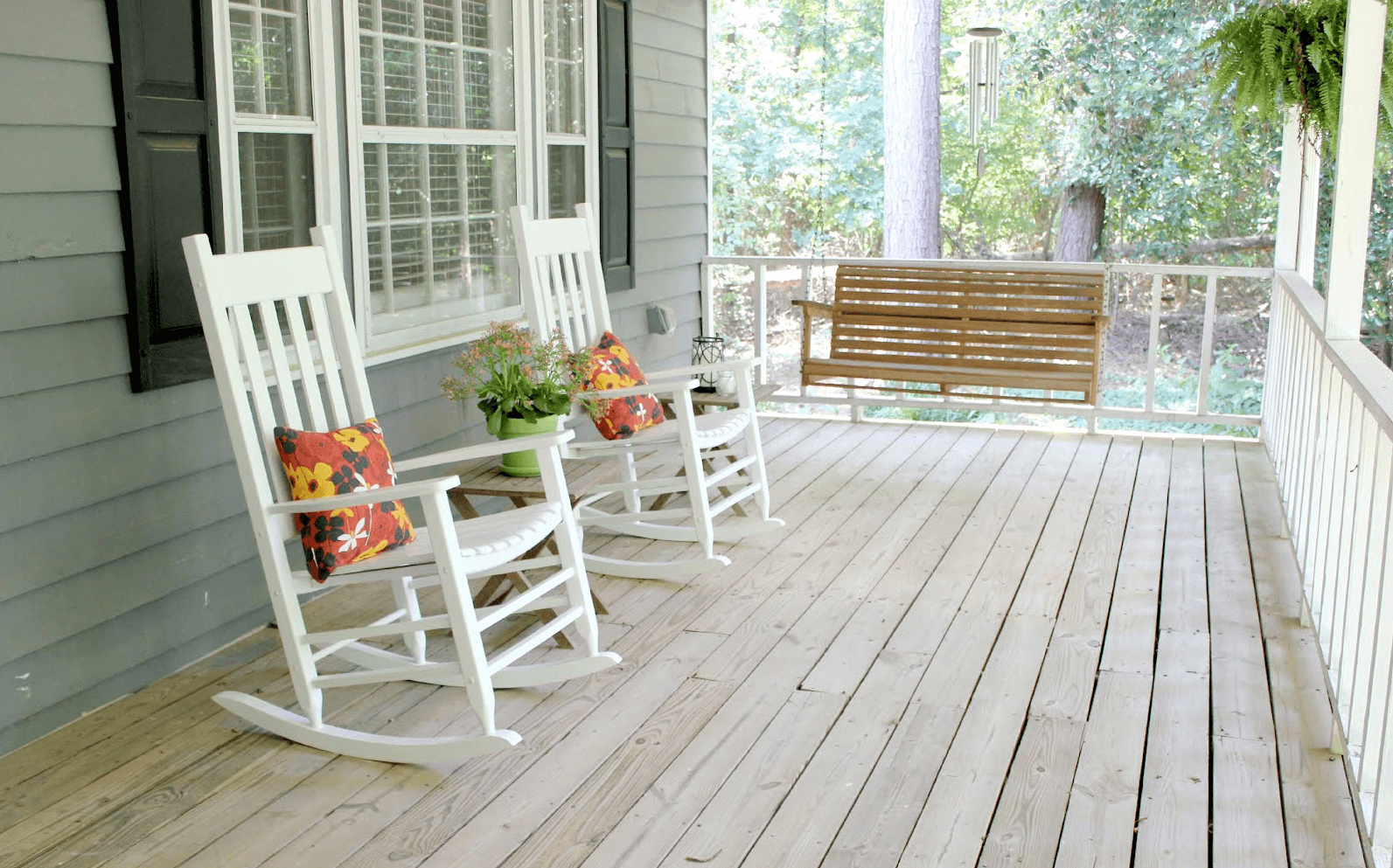 Decorating Victorian Homes Things About Front Porch With Rocking Chairs