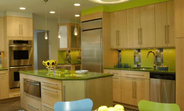 Kitchen Countertop Paint Color Ideas